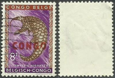 Kongo (Kinshasa) 1960 č.29