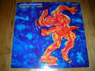 Depeche Mode – It's Called A Heart  (1986) 1.Press ,TOP STAV!!!