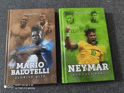Neymar, Balotelli