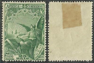 Portugalská Afrika 1898 č.4