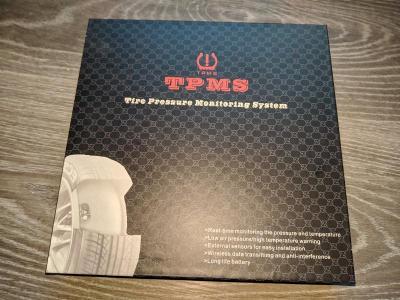 TPMS hlídač tlaku v pneumatikách a teploty kol