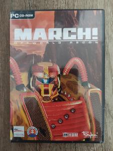 PC hra - March: Offworld recon - CZ (zabalená)