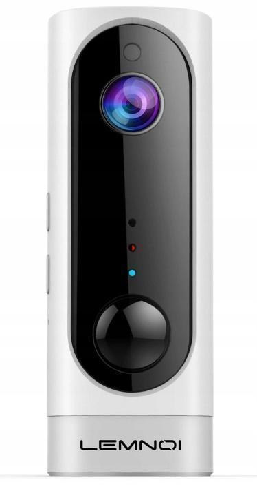 Bezpečnostní kamera s baterií Lemnoi A1