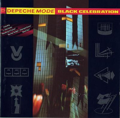 CD Depeche Mode - Black Celebration