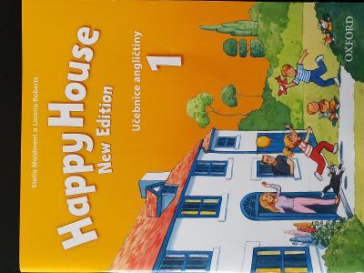 Happy House New edition 1 - učebnice angličtiny
