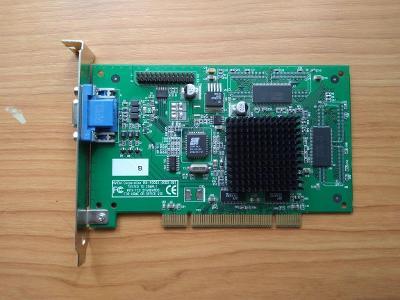 Nvidia Riva TNT2 M64 16MB PCI