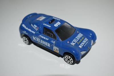 Model 1:43 Renault Rally