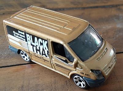 MATCHBOX Ford Transit BLACK THAI Gourmet Catering MB693