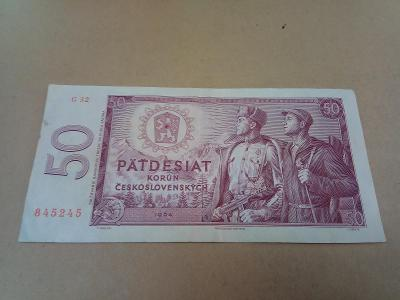 ČSR 50 korún 1964