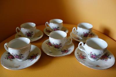 Bernadotte - čajový servis