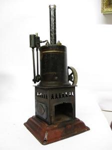 Parní stroj MARKLIN   č.18
