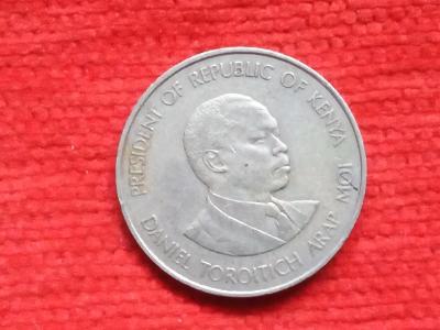 Kena 1 schilling 1980