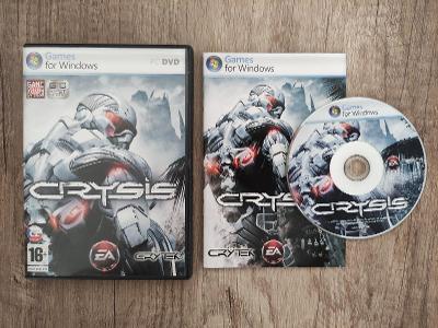 PC hra - Crysis - CZ