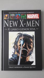 UKK#18 New X-Men: G jako Genocida