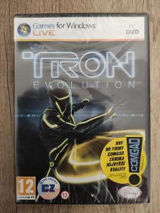 PC hra - TRON Evolution - CZ (zabalená)