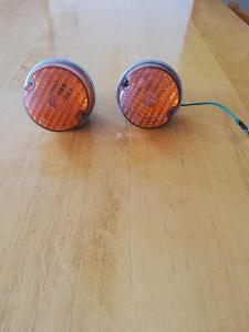 Jawa 350 634 Čz - konopnice směrová světla - blinkry