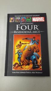 UKK#26 Fantastic Four: Rozhodná akce
