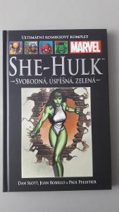 UKK#30 She-Hulk: Svobodná, úspěšná, zelená