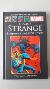 UKK#87 Doctor Strange: Bezejmenná země, bezbřehý čas
