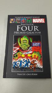 UKK#88 Fantastic Four: Příchod Galactuse