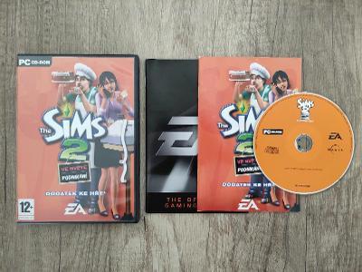 PC hry - The Sims 2 Ve světě podnikání - CZ