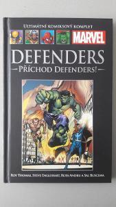 UKK#107 Defenders: Příchod Defenders