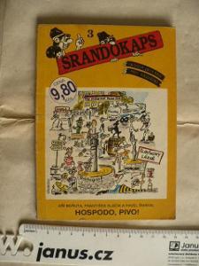 SRANDOKAPS 3 - sranda do kapsy pro každého TRNKY-BRNKY 90.léta
