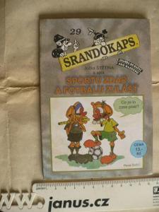 SRANDOKAPS 29 - sranda do kapsy pro každého TRNKY-BRNKY 90.léta
