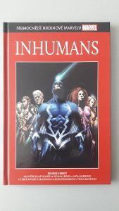 NHM#30 Inhumans