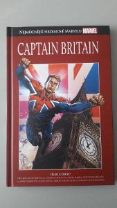 NHM#46 Captain Britain
