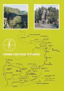 České Švýcarsko-národní park-mapa-VF
