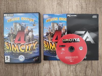 PC hry - Sim City 4 - EN