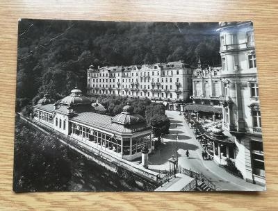 Pohled Karlovy Vary