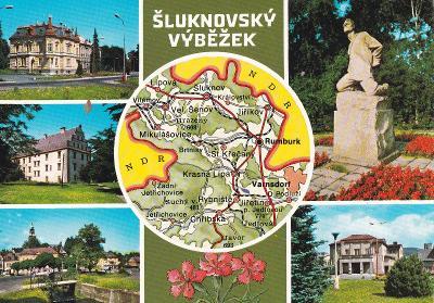 Velký Šenov-Šluknov-Chřibská-Rumburk-Varnsdorf -mapa-VF