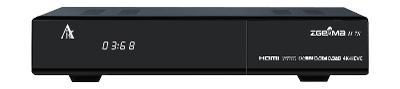 Satelitní přijímač Zgemma H7S 4K UHD HEVC Linux Enigma2