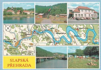 Slapy-Kamýk n.Vl-Roviště kemp-Zrůbek-Cholín-Županovice-oživená-mapa-VF
