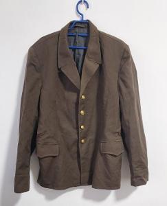 Uniforma. Armáda. Kabát. Voják.  SSSR. Rusko. 56/6,  VV1