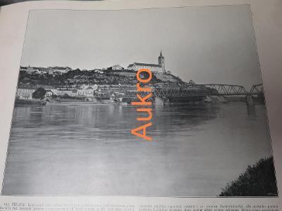 Mělník a Jetřichovice Děčín 1898