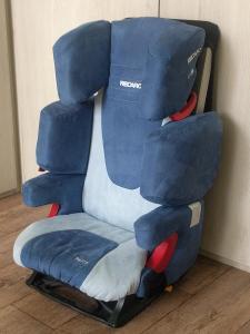 Dětská sedačka Recaro Start 20 s reproduktorem v hlavové opěrce