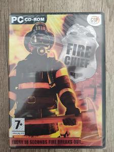 PC hry - Fire Chief - EN (zabalená)