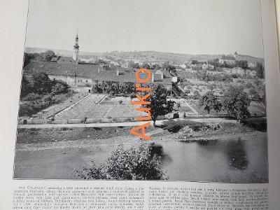 Oslavany a Klácelka Liběchov 1898