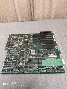 Prehistorická PC deska s Intel 80'82'
