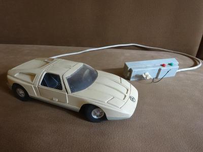 Staré autíčko ITES Mercedes