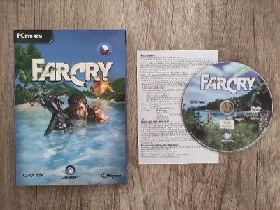 PC hry - Far Cry - CZ