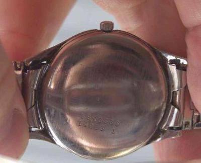 50. léta, DOXA Antimagnetic, vyhledávané + tah, SWISS, funkční, pěkné