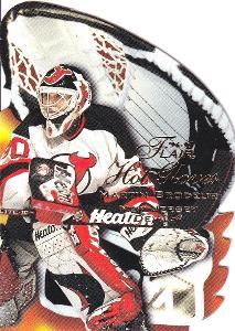BRODEUR Martin Flair 1996/97 Hot Gloves č. 2