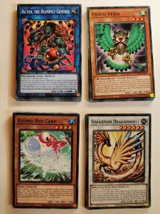 Yu-Gi-Oh mix karet