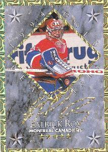 ROY RICHTER Leaf 1994/95 Gold Leaf Stars č. 3 1339/10000