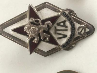 Vojensky odznak vysoké školy