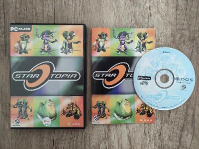 PC hry - Startopia - CZ
